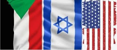 بيان أمريكي إسرائيلي سوداني مشترك يعلن عن تطبيع السودان مع الكيان الصهيوني